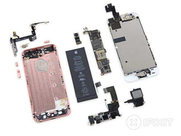 iPhone-SE-ifixit-1