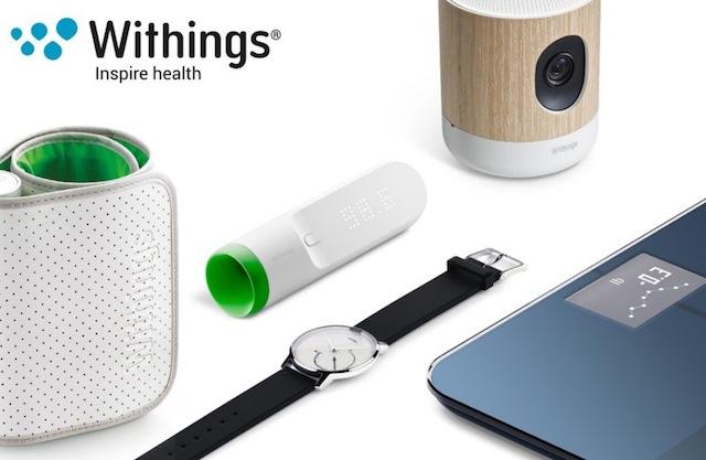 Nokia анонсировала покупку производителя гаджетов для здоровья Withings за $191 млн