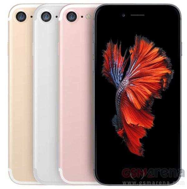 Новые рендеры iPhone 7 с двумя динамиками
