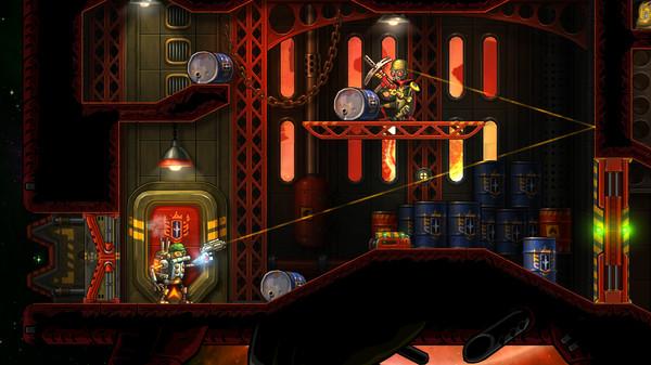SteamWorld Heist-2