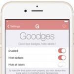 Твик Goodges поможет изменить внешний вид бейджей уведомлений