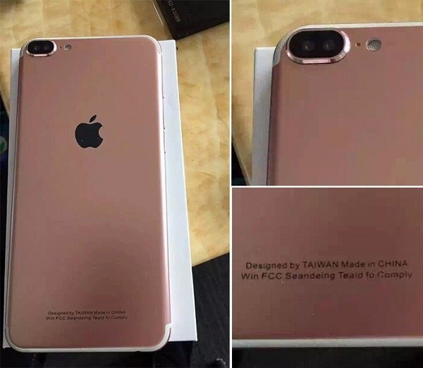 Китайский iPhone 7 с 2-мя камерами