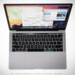 Новый MacBook Pro получит сканер Touch ID, встроенный в кнопку питания