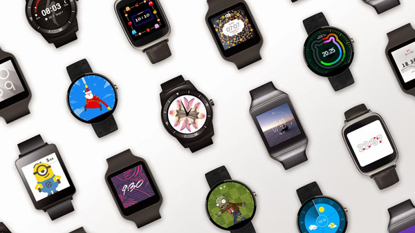 Google Smart watch-1