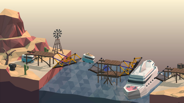 Poly Bridge-3