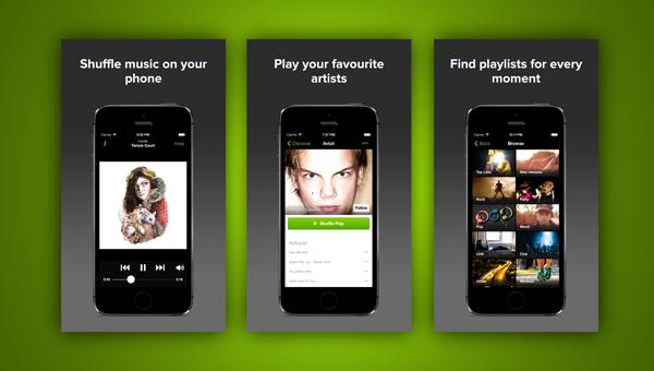Apple считает ситуацию сприложением Spotify «ироничной»