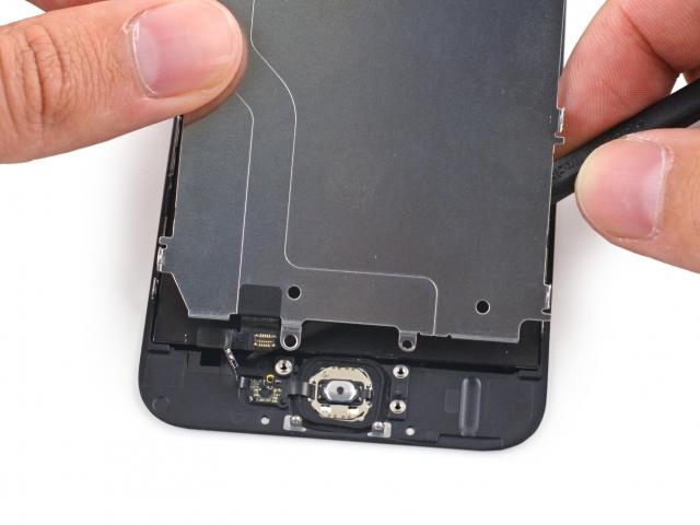 Новые кадры iPhone 7 говорят оботсутствии физической кнопки Home