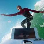 Серфер протестировал iPhone 7 и iPhone 7 Plus в морской воде