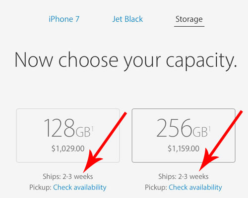 Apple открыла предварительный заказ наiPhone 7