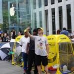 В Нью-Йорке уже выстроилась очередь за iPhone 7 и iPhone 7 Plus