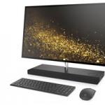 HP представила моноблочный компьютер Envy 27