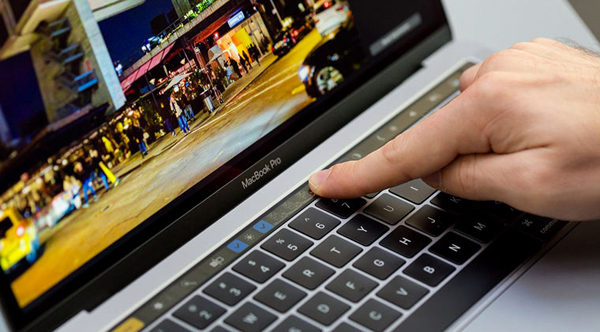 mbp touch