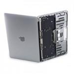 MacBook Pro с панелью Touch Bar практически не поддается ремонту