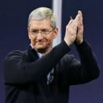 Глава Apple Тим Кук зарабатывает меньше, чем руководители Газпром, Роснефть и Сбербанк