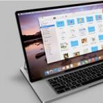 Представлен концепт ноутбука-трансформера Apple Book