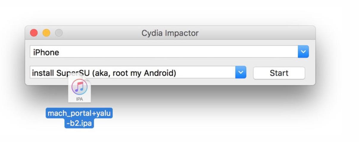 настройки в cydia после джейлбрейка