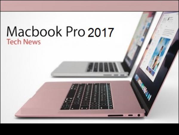 macbook pro2017