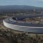 Строительство Apple Campus 2 движется к завершению. Два новых видео