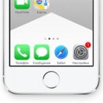 Как спрятать док-панель в iPhone