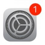 Как отключить уведомления о необходимости обновлении iOS