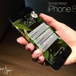 А вот таким действительно может быть iPhone 8