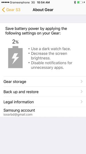 Умные часы и браслеты Samsung получили поддержку iOS