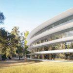 Apple Park — официальное название новой штаб-квартиры Apple