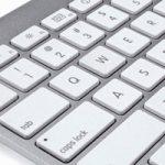 Apple патентует клавиатуру без Caps Lock