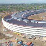 Apple Park готовится принять первых сотрудников