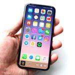 Apple тестирует iPhone 8 c «невидимой» фронтальной камерой