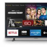 Amazon представила телевизор со встроенным голосовым ассистентом