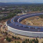 Работы над Apple Park продолжаются — финал уже близко