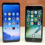 iPhone 6s обошел Galaxy S8 в тесте на производительность