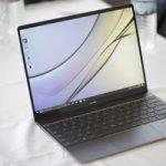 Huawei представила ноутбук, который тоньше 12-дюймового MacBook