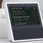 Amazon официально представила новую умную колонку Echo Show