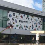 Apple начала подготовку выставочного комплекса McEnery к WWDC 2017