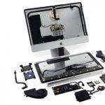 iFixit разобрали новый iMac 21,5