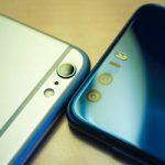 По поставкам смартфонов Huawei постепенно догоняет Apple