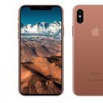 iPhone 8 может выйти в цвете «Blush Gold»
