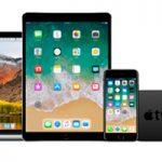 Вышли новые бета-версии iOS 11, macOS High Sierra и tvOS 11