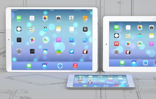 iPad Pro 12,9'' и iPad mini 4