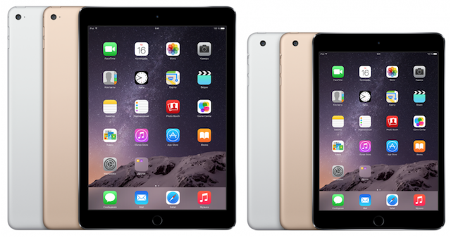ipad air 2 evo