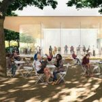 Центр для посетителей Apple Park готов принять посетителей презентации Apple