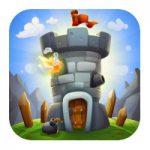 Tower Crush – две высокие башни
