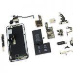 Специалисты iFixit разобрали iPhone X