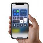 Китайские производители уже во всю копируют дизайн iPhone X