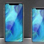 В 2018 году Apple может выпустить три безрамочных iPhone