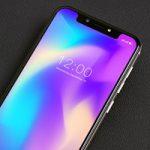 Leagoo хочет выпустить копию iPhone X со сканером отпечатков в экране