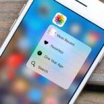 Один из новых iPhone может не получить поддержку 3D Touch