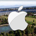 Apple сменила свой официальный адрес